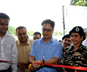 Kiren Rijiju inaugurates photo exhibition