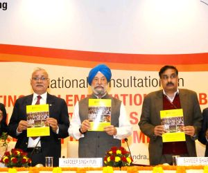 National Consultation on Accelerating Implementation of Urban Missions - Hardeep Singh Puri