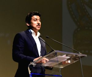 Watching films breaks barriers of language, culture: Rathore