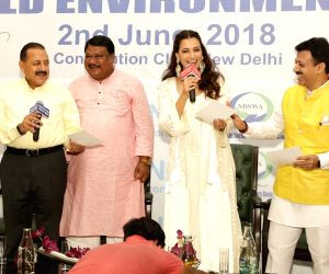 Discussion Meet - Jitendra Singh, Jual Oram, Dia Mirza