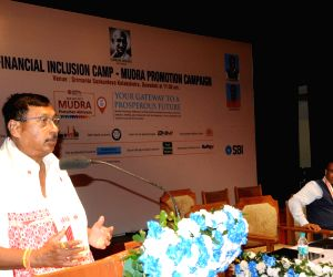 Inauguration of the Mudra Promotion Campaign - Rajen Gohain