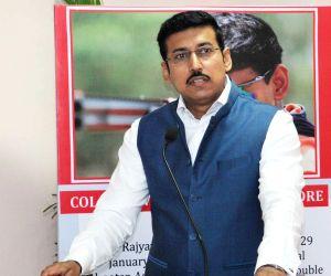 Rathore inaugurates National Workshop on