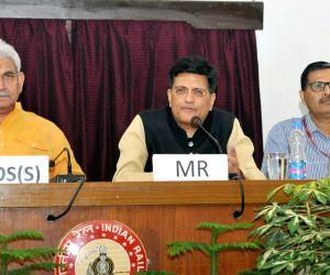 Piyush Goyal's press conference