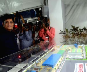 India Infrastructure Expo 2018 - Piyush Goyal