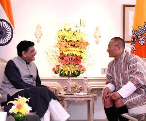 Piyush Goyal meets Bhutan PM