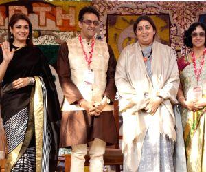 Arth event - Smriti Irani, Raveena Tandon