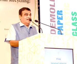 """International Conference on Sustainable Growth through Material Recycling"" - Nitin Gadkari"