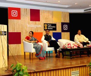 """Workshop on Instagram for Government Social Media Communication"""
