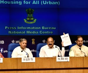 Venkaiah Naidu's press conference