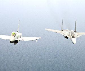 United Kingdom: Indo-UK Bilateral Air Exercises