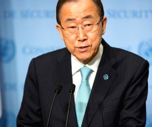 UN NEW YORK SOUTH SUDAN BAN KI MOON