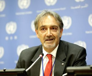UN IFRC FRANCESCO ROCCA PRESS BRIEFING