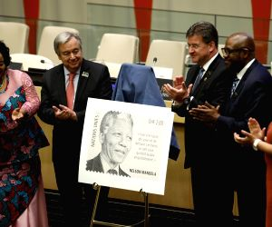 Guterres calls on world to draw inspiration from Mandela