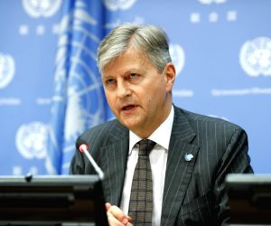 UN PEACEKEEPING LACROIX PRESS CONFERENCE