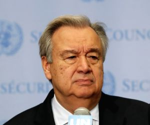 UN chief regrets as US exits 'biased' Human Rights Council