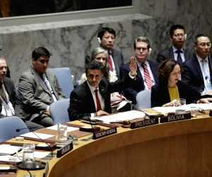 UN SECURITY COUNCIL DPRK RESOLUTION