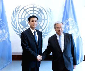 UN CHIEF CHINA PEACEKEEPING