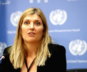 UN-ICAN-NOBLE PEACE PRIZE-PRESS CONFERENCE