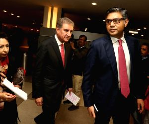 United Nations: Pakistan Foreign Minister Shah Mahmood Qureshi at United Nations