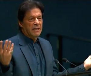 Pak avoids India's questions in response to Khan's speech