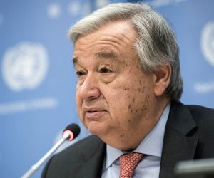 UN chief hails famine prevention mechanism