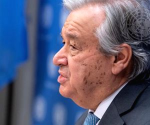 UN chief lists 4 priority areas to address climate crisis risks