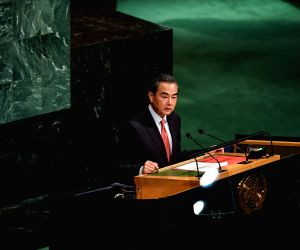 UN-72ND GENERAL ASSEMBLY-GENERAL DEBATE-WANG YI
