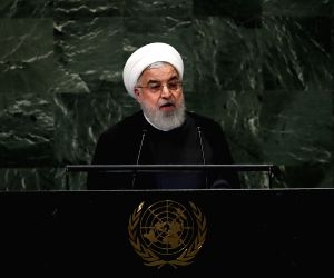 Rouhani blasts US-led sanctions as 'economic terrorism'