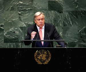 Multilateralism is under fire when world needs it most: Guterres