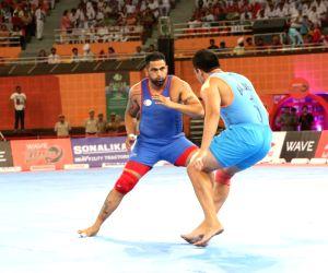 World Kabaddi League 2014 - 9th Match