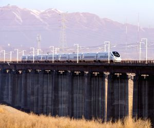 Urumqi (China): High-speed railway