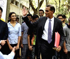 US envoy visits IIT Madras