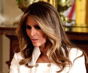 Melania Trump's school visit not a political event: US