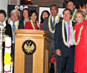 US lawmakers celebrate Indian American community at Diwali