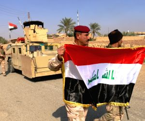 Iraqi political bloc confirms commitment to withdrawing foreign forces