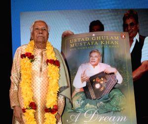 Padma Vibhushan to Ghulam Mustafa Khan - Celebrations