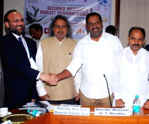 National Training Workshop on 'Secured Medicines' organized by Safe Medicines India
