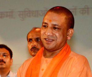 Uttar Pradesh Chief Minister Yogi Adityanath. (File Photo: IANS)
