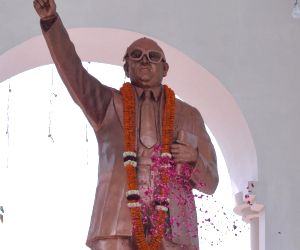 Yogi pays tribute to Ambedkar