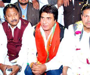 Raj Babbar's press conference