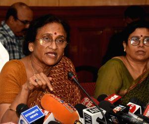 Rita Bahuguna Joshi's press conference