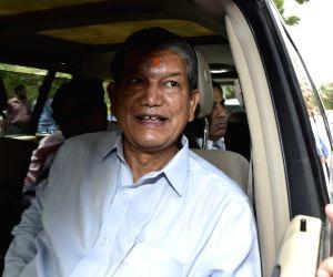 Uttarakhand CM appears before CBI