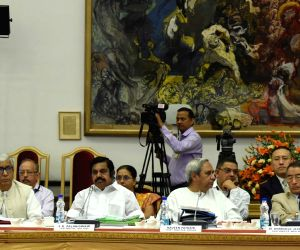 NITI Aayog Governing Council meet - Chief Ministers