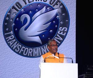 Hans Foundation's 10th anniversary - Pranab Mukherjee