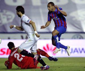Levante - Sevilla - Primera Division liga