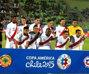 CHILE-VALPARAISO-COPA AMERICA-PERU VS VENEZUELA