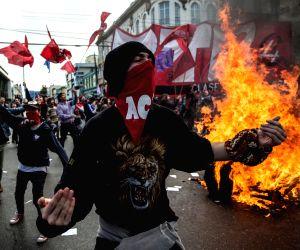 CHILE SANTIAGO PROTEST
