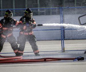 CANADA VANCOUVER EMERGENCY EXERCISE