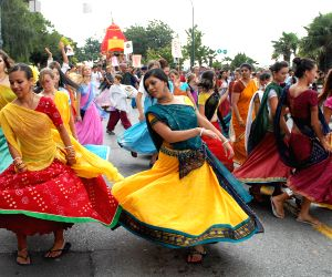 41st annual Chariots Fest of India parade and celebrations