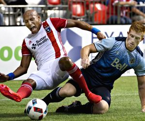 CANADA-VANCOUVER-MLS-VANCOUVER WHITECAPS VS SAN JOSE EARTHQUAKES